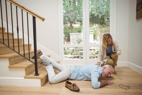 accidentes en el hogar