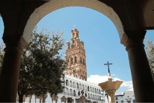 Llerena plaza mayor