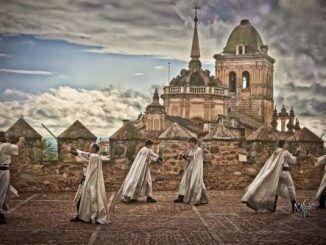 Templarios en Jerez Historia