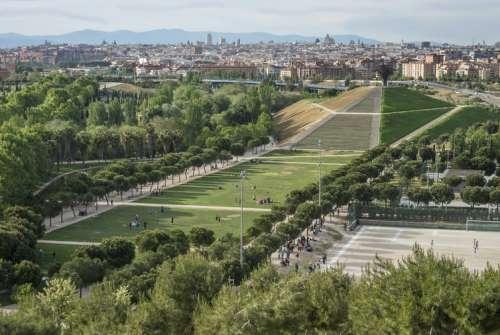 espacios verdes urbanos