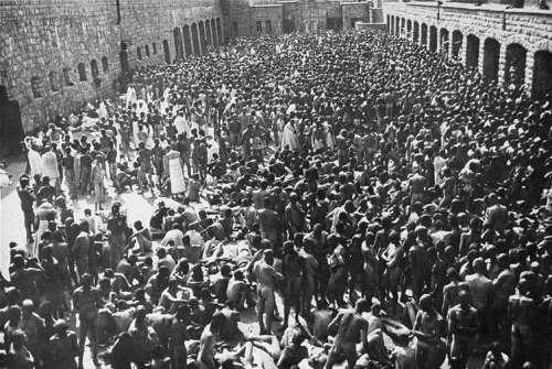Prisioneros Españoles