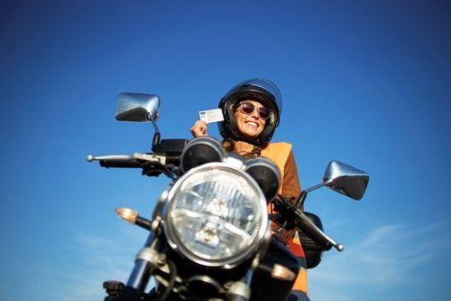 papeles moto