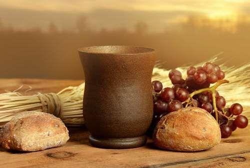 pan y vino